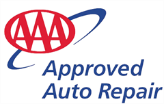 aaa approved auto repair logo